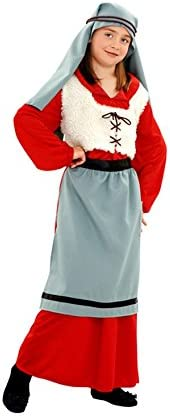 Disfraz de Panadera para niñas