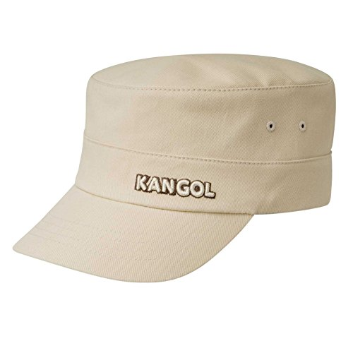 Kangol Men's Flexfit Army Cap, Beige
