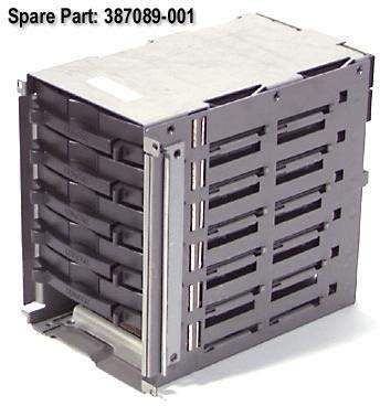 (HP DRIVE CAGE LVD WIDE ULTRA2 SCSI)