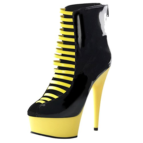 Delight Pleaser Ever Stiefel Than 600 Plateau Sexier 33 vXqrvwB