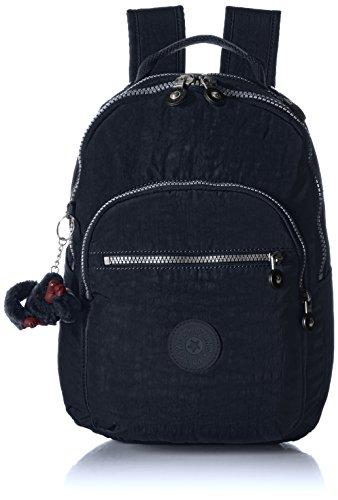Kipling Seoul GO S Backpack, True Blue by Kipling