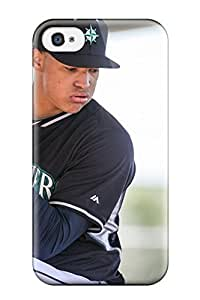 Protection Case For Iphone 4/4s / Case Cover For Iphone(seattle Mariners ) hjbrhga1544