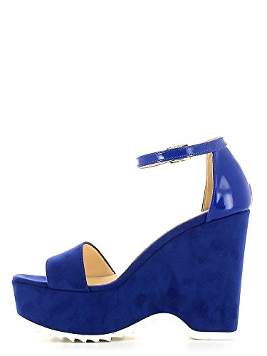 Grace Shoes 7481 Sandalias Altos Mujeres Blanco