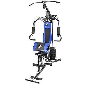Amazon xtremepowerus multifunction home gym station workout