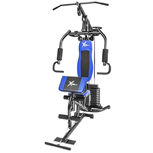 XtremepowerUS Multifunction Home Gym Station Workout Machine by XtremepowerUS