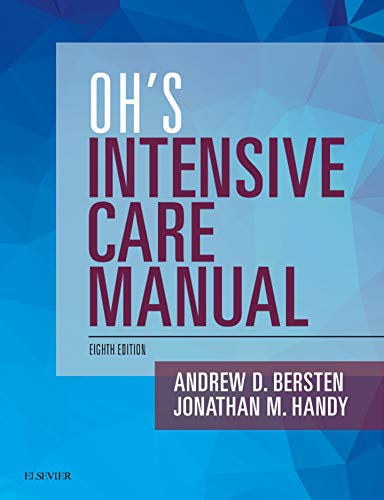 - Oh's Intensive Care Manual E-Book