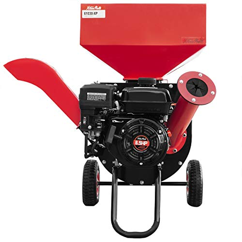 XtremepowerUS 212cc Chipper Shredders, 4-Cycle Engine