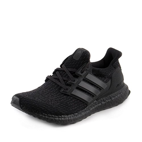 Men Athletic Shoes Contemplative Adidas Ultra Boost 4.0 Mens Trainers Cushioned Running Shoes Black White Durable In Use
