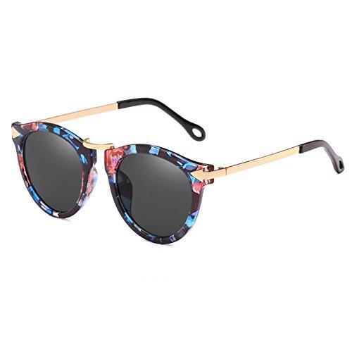 el de Gafas Film Gafas Moda Novedad Nuevo de Viajar LanLan Tipo Sol para de Gafas gafafs Regalo Aire Color Libre Estilo Gafas de de con de Gris 2018 Sol Colores cumpleaños de Reflectantes Gafas de wOxzpgqU
