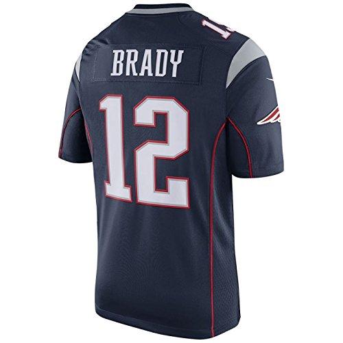 a1efb467 Nike New England Patriots Tom Brady Limited (Stitched) NFL Jersey - Medium