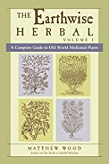 Image of The Earthwise Herbal. Brand catalog list of North Atlantic Books.