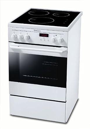 pas cher pour réduction 41dd5 f1f88 Electrolux EKD 513504W Cuisinière Induction Largeur : 50 cm ...