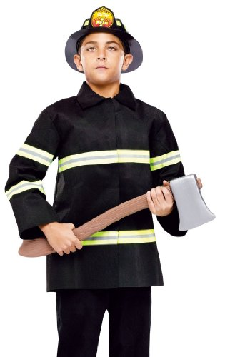 Fun World Firefighter Halloween Costume