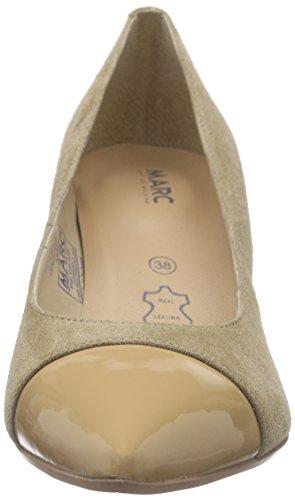 Marc Shoes Alice - Tacones Mujer Beige - Beige (beige 300)