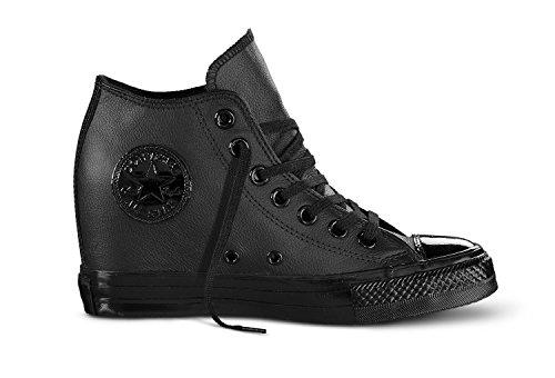 Sneaker 549560c Nero Donna Collo Alto A Converse Cvwfq7x57