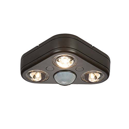 All-Pro-Outdoor-Security-REV32750MW-Revolve-LED-Triple-Head-270-Degree-Motion-Security-Light-2400-lm-White-5000K