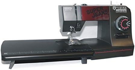 Toyota Super Jeans Máquina de coser Super J26 PE con grandes Zona ...