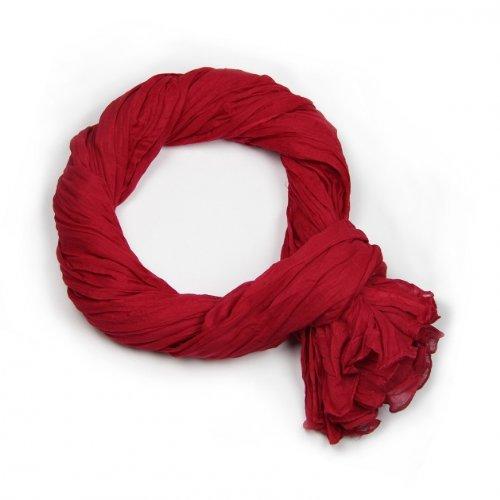 cotone Kiss Cm rosso 200 X 110 in Cheche qPgfx