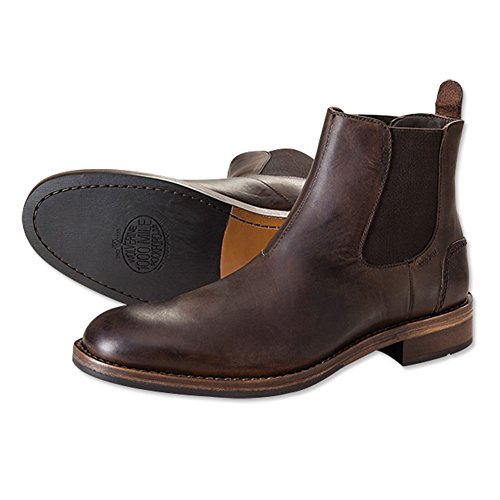 Orvis 1000 Mil Chelsea Boots / 1000 Mile Chelsea Boots Brun