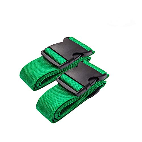 - Oniche Luggage Straps Heavy Duty Travel Luggage Strap 2 Pcs Adjustable Suitcase Belts Travel Accessories