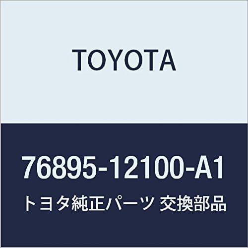 Rr Bumper, Genuine Toyota Parts 76895-12100-A1 Spoiler