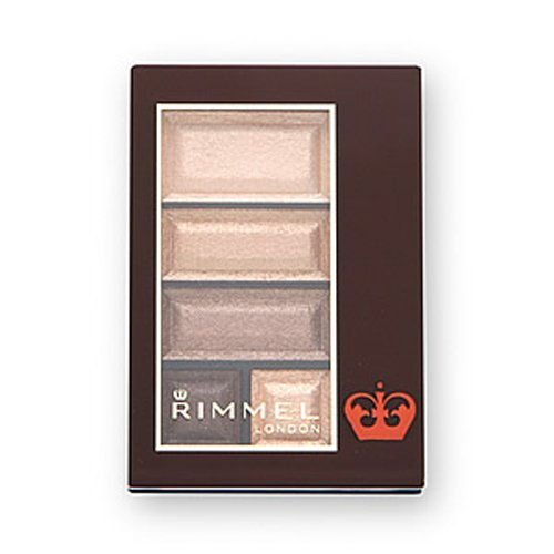 Rimmel Chocolate Sweet Eyes 002