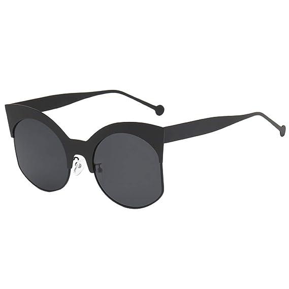 Gafas de Sol Hombres y Mujeres, ☀ URIBAKY Sin Montura ...