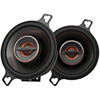 Infinity REF3022CFX 3.5 75W Reference Series Coaxial Car Speakers With Edge-driven Textile Tweeter, Pair