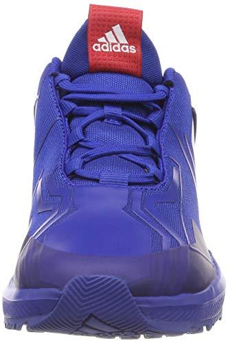 Spider Bleu Scarlet Collegiate Running adidas Enfant RapidaRun Navy K Man Collegiate de Chaussures Royal Mixte STTAR5qwxz