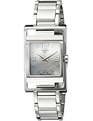 Tissot Womens T032.309.11.117.00 Mother-Of-Pearl Dial Watch