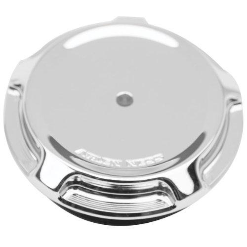 Arlen Ness 70-301 Chrome Billet Gas Cap/LED Fuel Gauge Cap