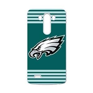 Philadelphia Eagles Custom Case for LG G3 (Laser Technology)