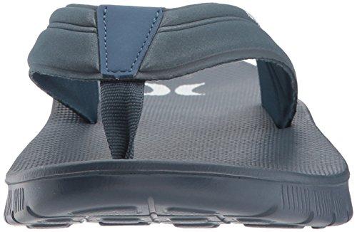 M Fusion Hurley Blue Squadron 0 2 Azul Sandal OZdwwx5q