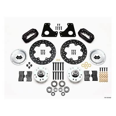 Wilwood 1401033BD Brake Kit