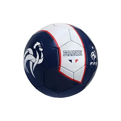 Fff Ballon de Football sé lection - PVC - Taille 5 3450652664674