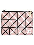 Luxury Fashion | Bao Bao Issey Miyake Womens BB96AG60621 Pink Shoulder Bag | Spring Summer 19