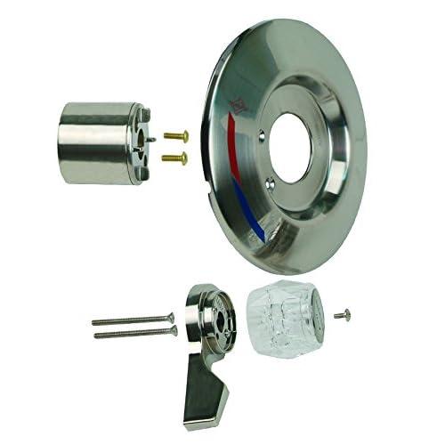 BrassCraft Mfg Mixet #MDXTR9-SN Single Handle Tub and Shower Trim Kit - PVD Satin Nickel 70%OFF