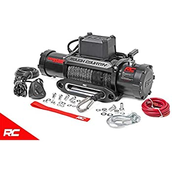 Amazon.com: WARN 96810 VR 10 Winch: Automotive on