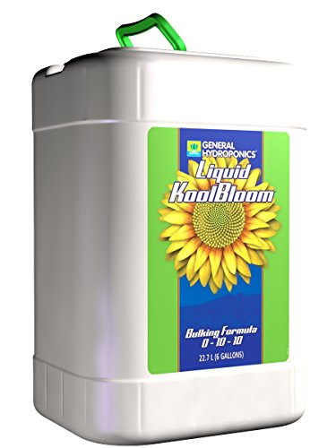 General Hydroponics Liquid Koolbloom, 6-Gallon ()