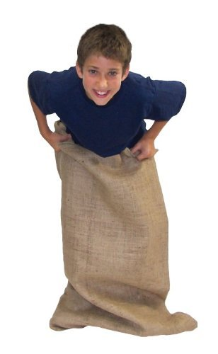 Gym And Outdoor Games Hopping Jumping Games Burlap Potato Sack - 22