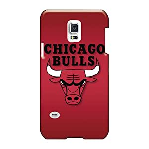 ErleneRobinson Samsung Galaxy S5 Mini Perfect Hard Phone Cases Allow Personal Design Nice Chicago Bulls Series [GEX12414cxOX]