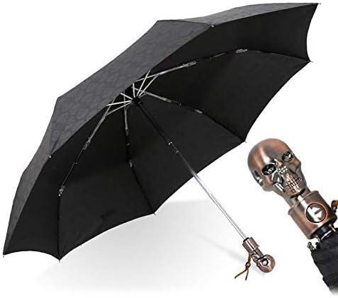 Acheter parapluie tete de mort online 5