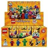 LEGO Series 18 Sealed Box Case of 60 Minifigures 71021