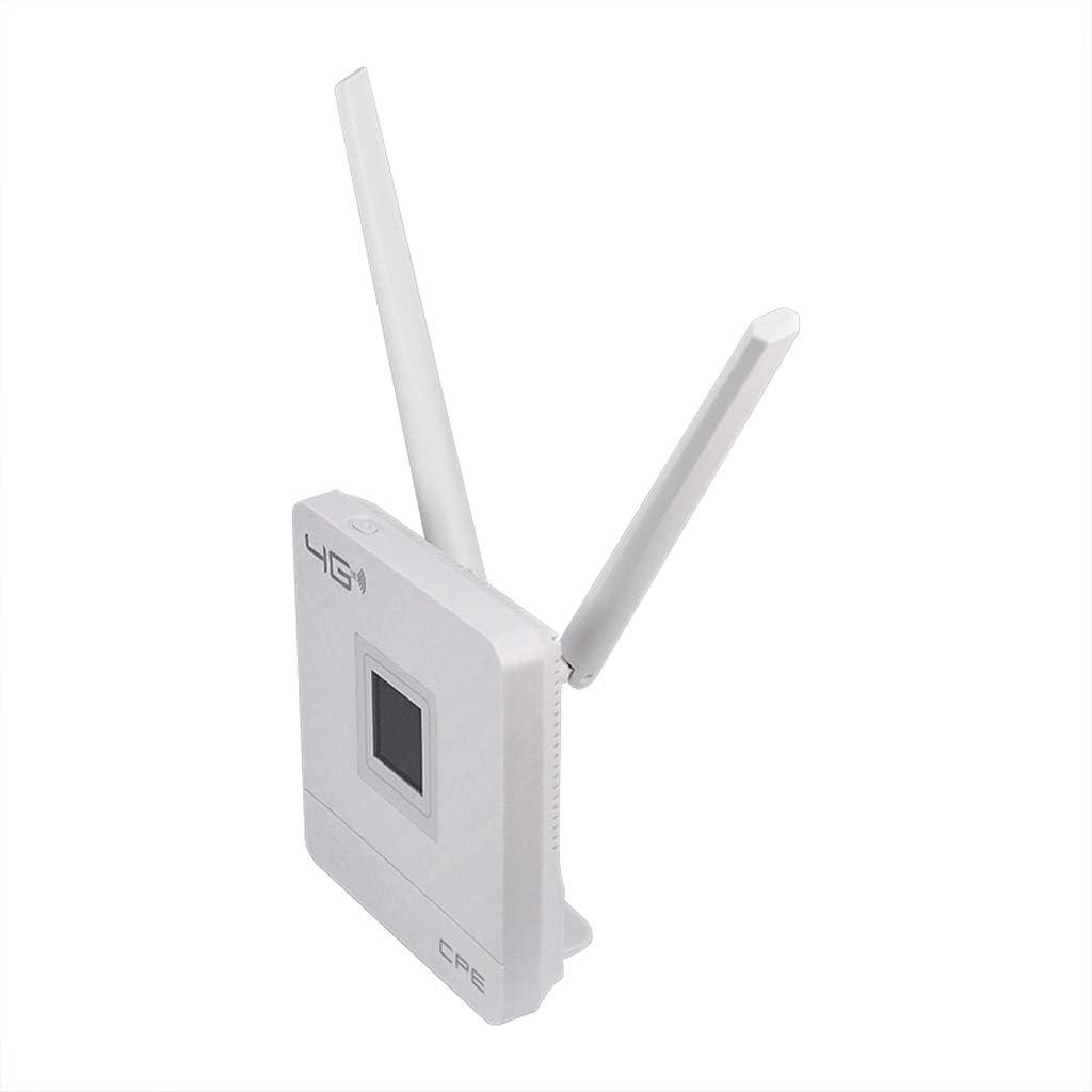 MEIYIN Wireless CPE 4G WiFi Router Portable Gateway FDD TDD LTE WCDMA GSM Global Unlock External Antennas SIM Card Slot WAN LAN Port