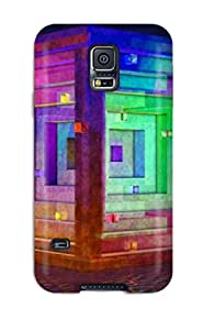 Premium Galaxy S5 Case - Protective Skin - High Quality For Cube