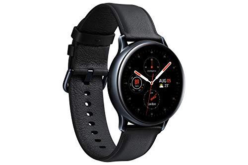 Samsung Galaxy Watch Active 2 - Stainless Steel, 40 mm, Black