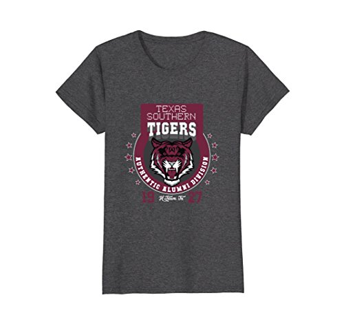 Womens Texas Tiger Southern Style Alumni Division Small Dark Heather