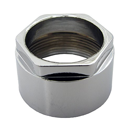 Faucet Bonnet - LASCO DE6060I Bonnet Nut for Delta Import Faucet, Chrome