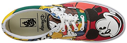 Vans Era Womens Disney Shoes Mickey Mouse and Friends Multi Color A2oYpRLqm
