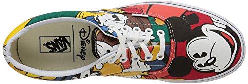 Vans Tijdperk Dames Disney Schoenen Mickey Mouse And Friends Multi Color